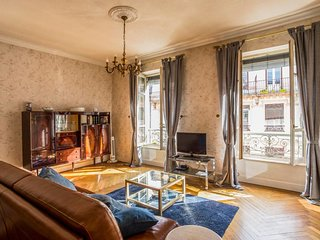 W143 - Warm apartment in the heart of Lyon