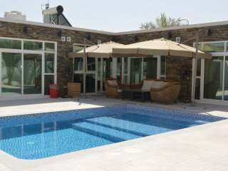 Stunning 3 Bedroom Pool Chalet