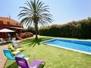 Casa con piscina en Costa Brava