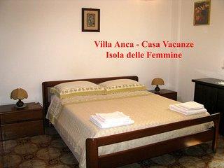 Villa Anca - Isola delle Femmine
