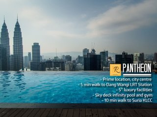 1st rate Condo mins. from KLCC F2-PANTHEON