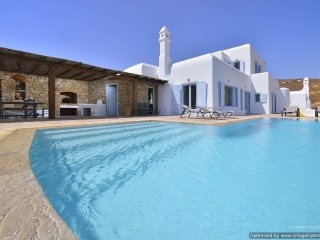 Villa Lia Private villa with pool Mykonos Greece, Mykonos vacation rental, luxur