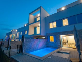 Beachfront villa in Privlaka - Adriatic Luxury Villas W24