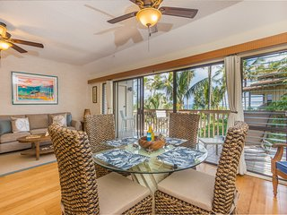 (LN235) Kauai Dream (Couples) Condo, Oceanfront + Pool + Waves!