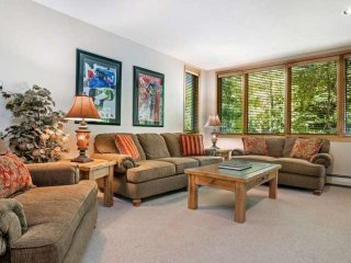 True Ski In/Ski Out, Year Round Heated Pool, 2 Hot Tubs, No Car Needed, Highland