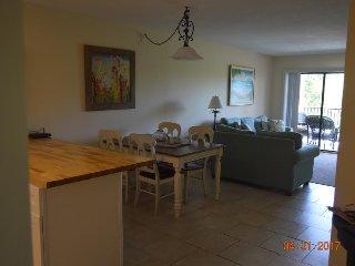 Open Floor plan Kitchen on the left