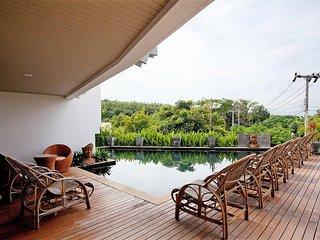 Long Beach Sea View Penthouse No.4A | Luxury 2 Bed Condo in Koh Lanta