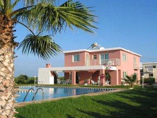 Villa Agiou Georgiou Tria