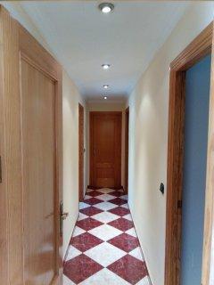 Hallway at Villa Almenara...