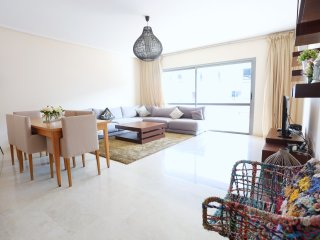 Superb 3 bedroom apartment Maarif (24/7 secured building)