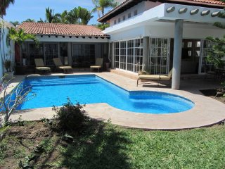 Amazing 2BR beachfront villa with private pool and incredible Banderas Bay