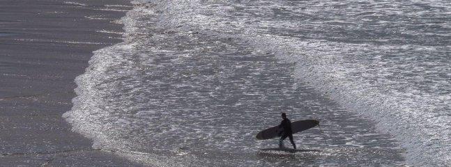 Lots of local surf schools  - Nigel Maitland photography