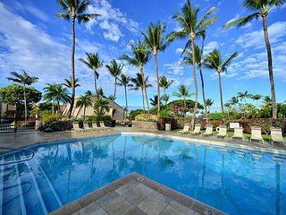Maui Kamaole #J-110 Beautifully Remodeled, Beach Themed, Ground Floor