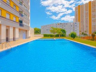 Apartamento Austria en Calp,Alicante para 7 huespedes