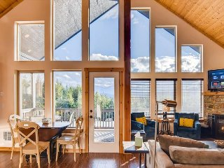 Amazing Views! Fantastic 4BD Cabin Near Suncadia*Game Room*3rd Night Free