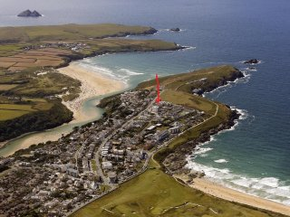 North Cornish coast - Spacious apartment just minutes from two fabulous beaches
