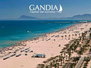 FuerZa Home - Apartamento en la Playa de Gandia (estancia minima 7 noches)