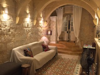 Character farmhouse in old town Victoria, Gozo