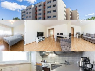 Economy 2BDRM apartment + free parking