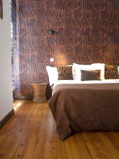La Casa Cosy Exotique Biarritz Les Halles Bedroom