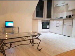 Modern apartment Dunfermline near Edinburgh