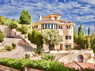 Villa Moonlight en Peniscola con vistas al Mar