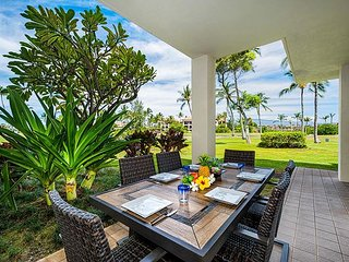 Vista Waikoloa #G104 - 2 Bedroom Villa w/Amazing Golf Views Close to Beach