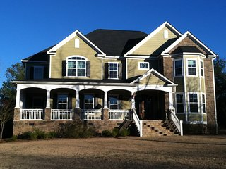 Masters Week 2018 - 5000 sf on 12 acres - Sleeps 12