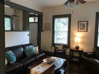 Living room -as viewed from the Dining room