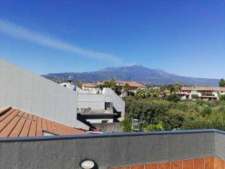 Marigrè Bella casa vacanze al mare con vista dell'Etna