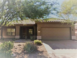 New Scottsdale Listing! Chic Updated Home in Legend Trail - Backs to Golf Course