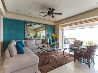 Amapas Beach 3 bedroom 3 bath Beach front luxury Sayan condo