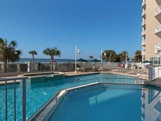 Amazing Gulf/Beach Views 2br/2ba Majestic Sun condo at Seascape Golf