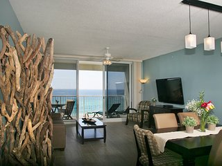 Majestic Resort:Gorgeous Luxury 2 Bedroom Beachfront Condo Tennis & Gym Included