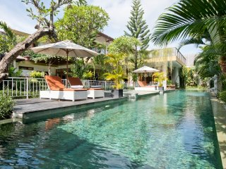 Bali Modern 4 Bedroom 25m Lap Pool Exceptional Villa