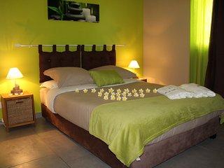 Appartement de charme meuble a cote de la plage, spacieux tout confort, calme