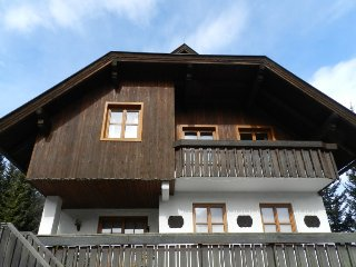 Chalet Franz Large Carinthian House  Near Sky Slopes  7/8 pax