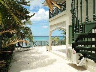 Beachfront Villa on the West Coast
