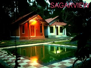 Wayanad Sagarview is best living place in wayanad it situvetted in riverside
