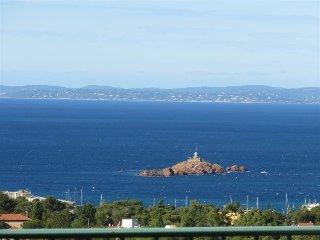 vue panoramique mer - castel