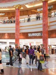 Selfridges, John Lewis, Apple, Zara, Breitling, Disney, Laura Ashley Home, M & S etc