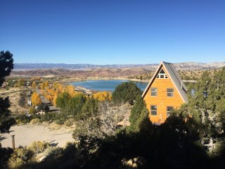 PalPad Cabin at Palisades State Park in Sterling, Utah