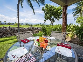 Beautiful Golf and Mountain Views from your Lanai