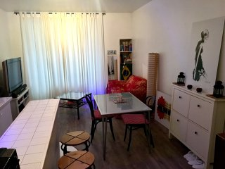 Appartement cosy en plein Paris