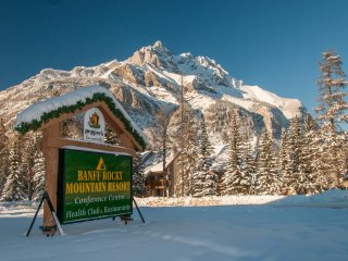 Banff Rocky Mtn. Resort 2 bdrm Condo, slps6, Jan.21-28, Only $899/entire week!