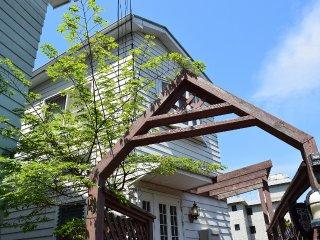 Outdoor Beach House 1min to Zushi Beach, located near Kamakura ;Glocal