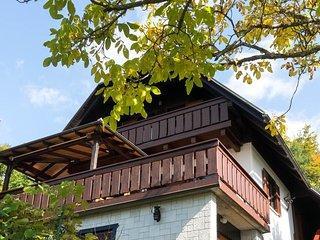 Chalet Vista, 3 bedroom house rental near Krvavec
