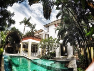 AnB Pool villa in Pattaya with 4 bedrooms