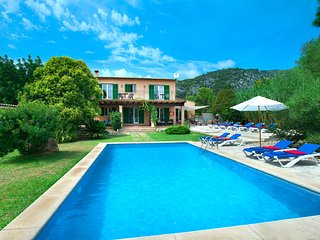 Magnificent Villa Sion with Private Pool and Great Views