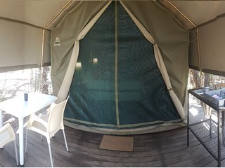 Afri-Sun Camping Furnished Tents